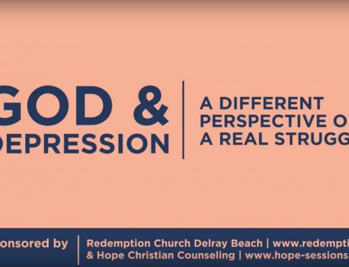 God & Depression